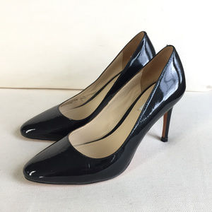 Cole Haan 5.5 Black Patent Leather High Heels Pump